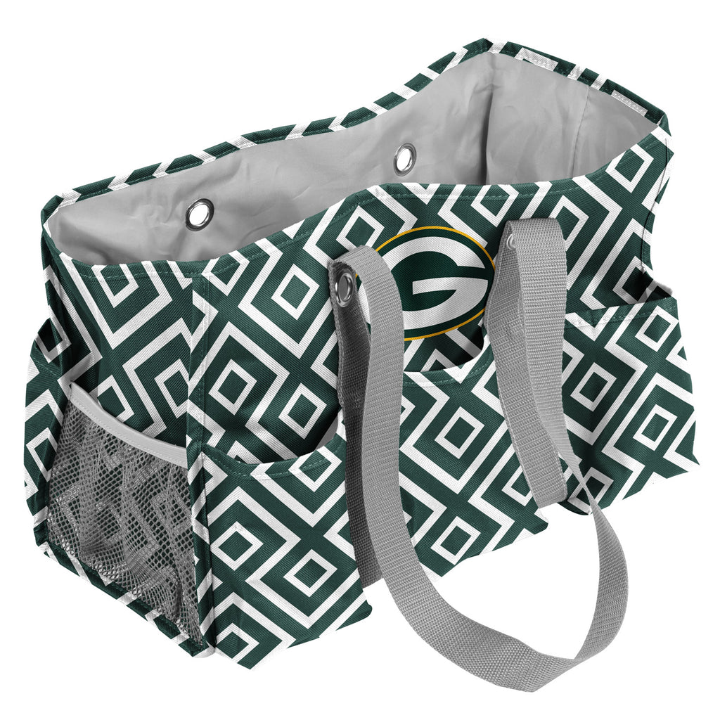 Green Bay Packers Quatrefoil Jr Caddy