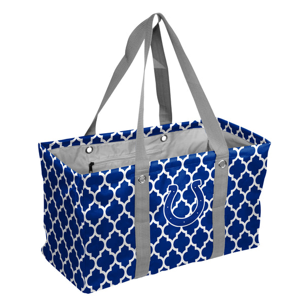 Indianapolis-Colts-Quatrefoil-Picnic-Caddy