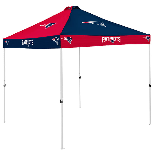 New England Patriots Checkerboard Canopy