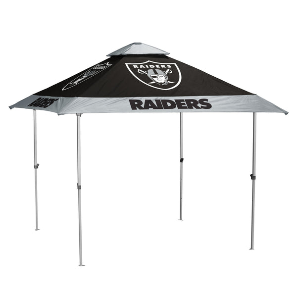 Oakland-Raiders-Pagoda-Canopy-(No-Lights)