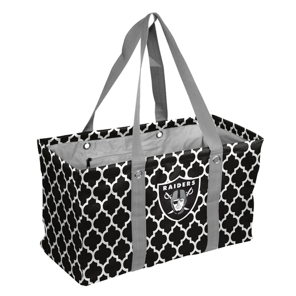 Oakland-Raiders-Quatrefoil-Picnic-Caddy