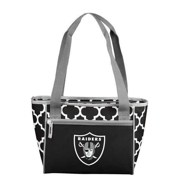 Oakland-Raiders-Quatrefoil-16-Can-Cooler-Tote