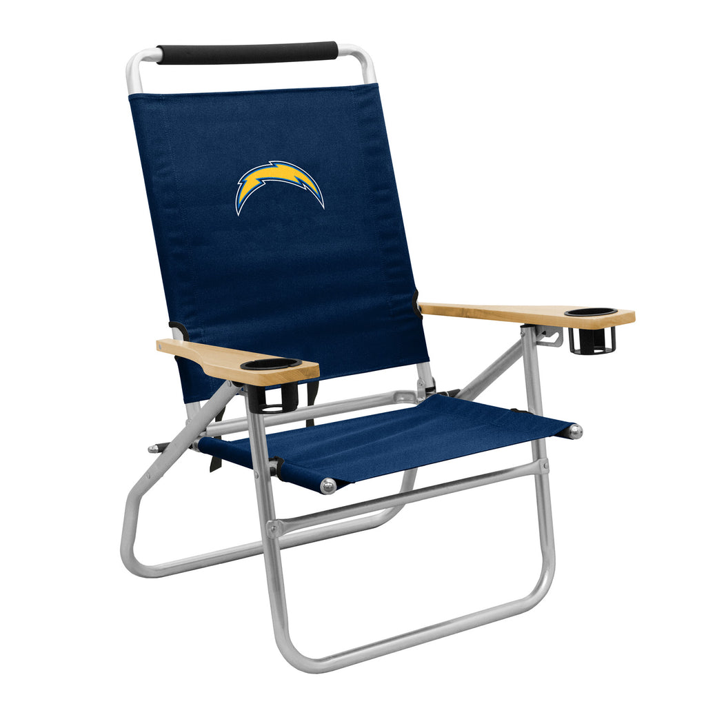 LA Chargers Beach Chair