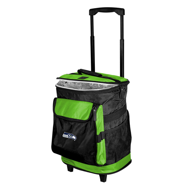 Seattle-Seahawks-Lime-Rolling-Cooler