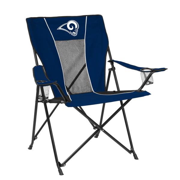 LA Rams Game Time Chair
