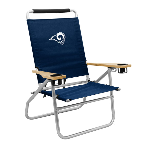 LA Rams Beach Chair