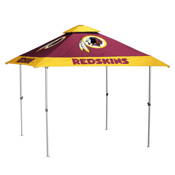 Washington Redskins Pagoda Canopy (No Lights)