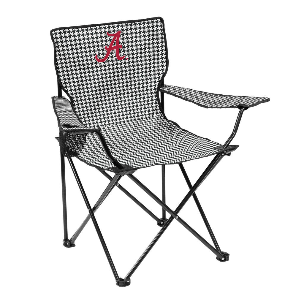 Alabama-Houndstooth-Quad-Chair