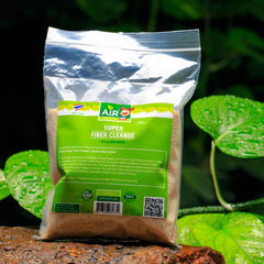 Air Thai Life Super Fiber Cleanse Psyllium Seed Husks Weight Loss Support. Photo of the product.