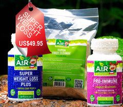 Air Thai Life Super Weight Loss Pack