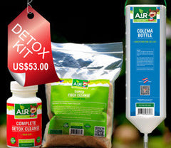 Air Thai Life Home Detox Kit Special
