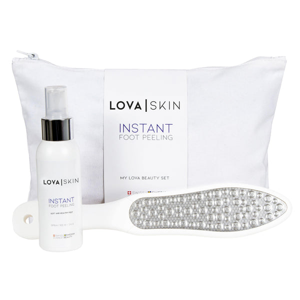 LOVASKIN - instant foot peeling KIT