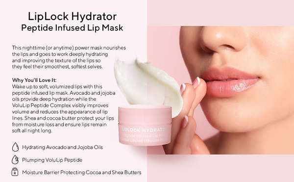 Lip Lock Mask