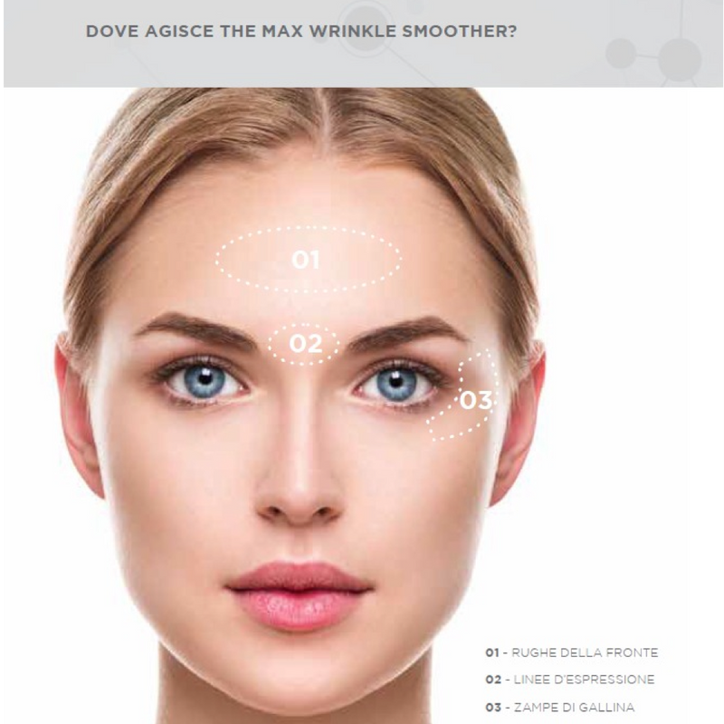 THE MAX WRINKLE SMOOTHER - NOVITA'