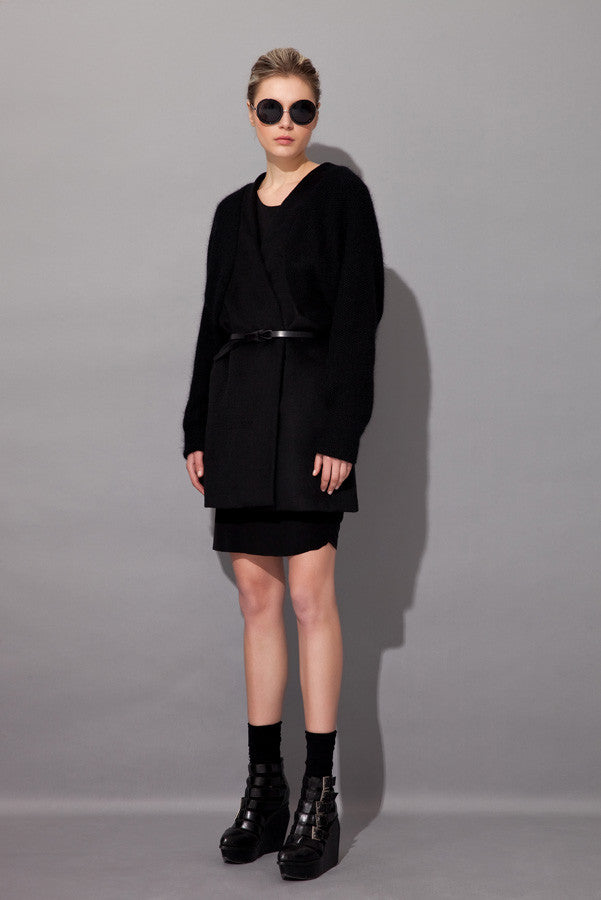 Z Daria Wool Coat - Fala Jewelry