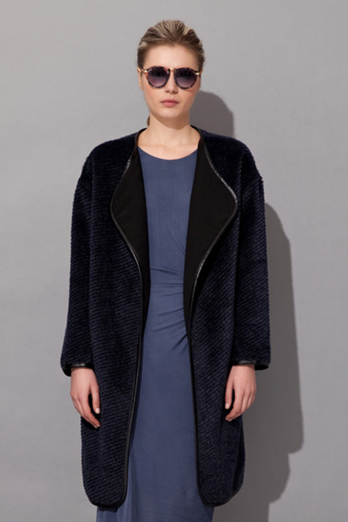 Z Maren Double Side Coat - Fala