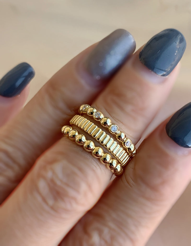 Dainty Ring - Gold
