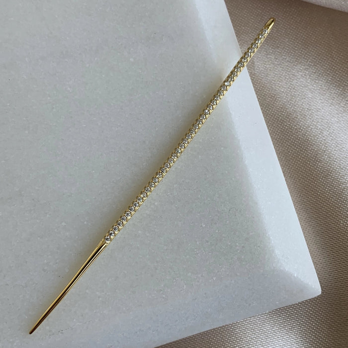 EAR PIN CUFF - GOLD