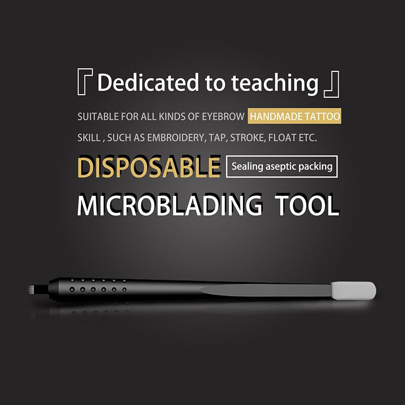 Disposable Microblading Handtool U18 0.15mm 10Pack