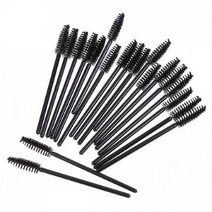 Eyebrow Brushes Pack 50