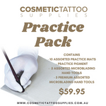 Microblading Practice Pack