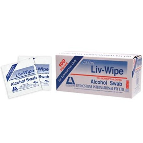 Alcohol Wipes Box