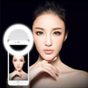 Load image into Gallery viewer, Ring Light Smart Phone