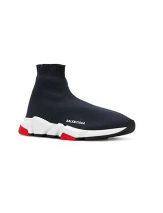 Balenciaga sock style slip on sneakers - Munazul