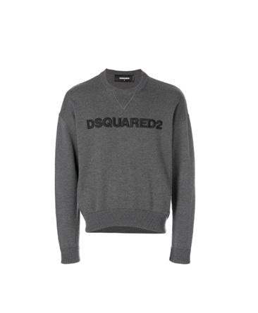 Dsquared2 logo sweater