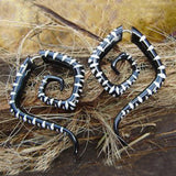Black & White Tribal Diamonds