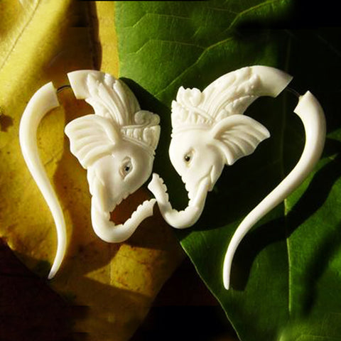 White Bone Elephants