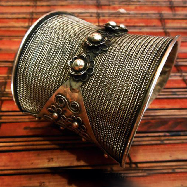 Vintage Miao Tribe Cuff