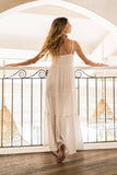 Breeze Dress - white