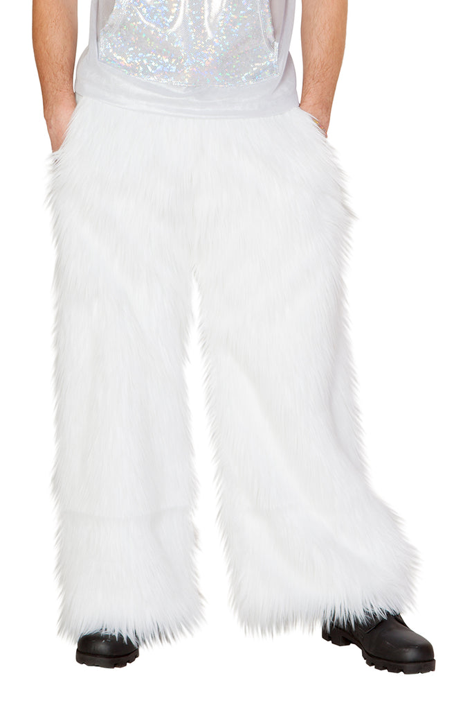 Color Changing Light-Up Faux Fur Pant - his or hers