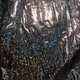 Cosmic Holographic Men's Hoodie - lots of color choices