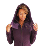 Long Alice Fleece Jacket