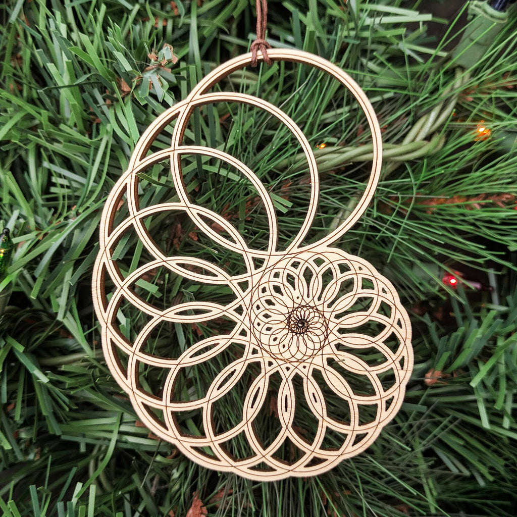 Nautilus Holiday Ornament