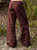 mens festival style burning man sundance pants by om gaia tree