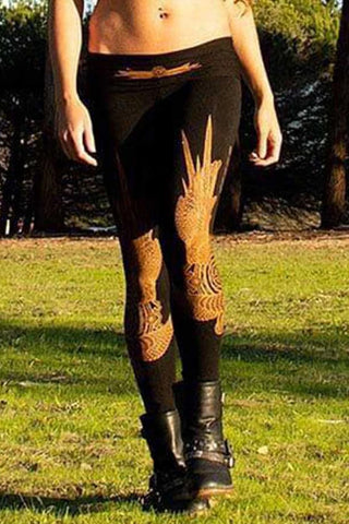 .Bird Tribe Yogini Leggings