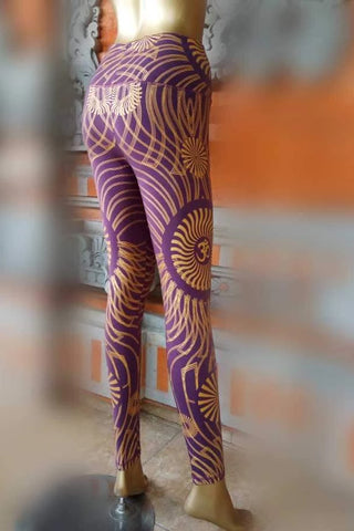 .Ohm Sun Yogini Leggings