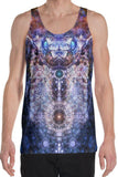 Cosmic Serpent Tank Top