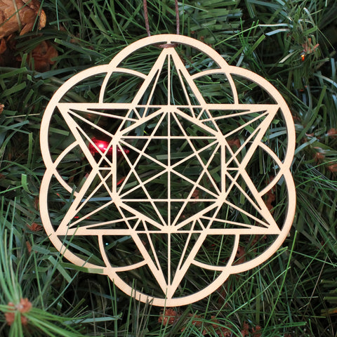 Starseed Holiday Ornament