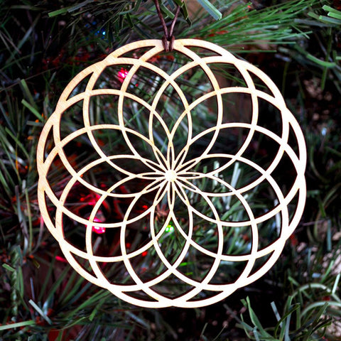 Torus Holiday Ornament