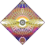 Ohm Of The Rising Sun Bandana - sublimation print