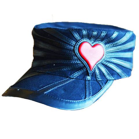 .Heart On Cap