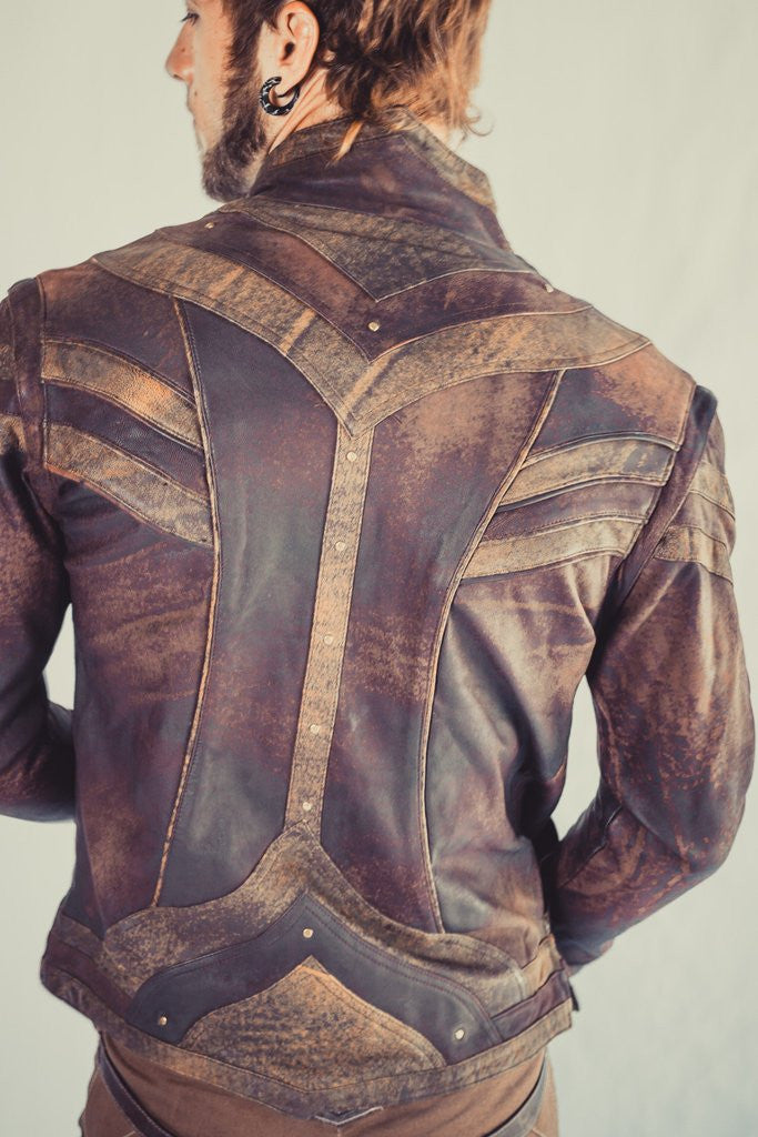 Taurid Leather Jacket