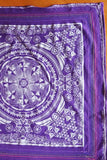 hella sacred festival bandana with sacred geometry by Anahata Designs