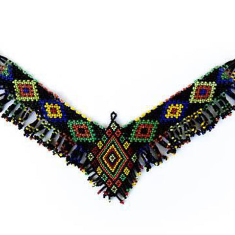"Asheka Tribal ""Choker"" Necklace"