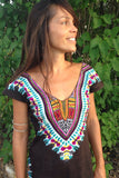 Pachamama Dress (no Hood) - Brown