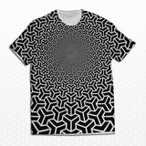 Cube Corner Vortex Sublimation T-shirt